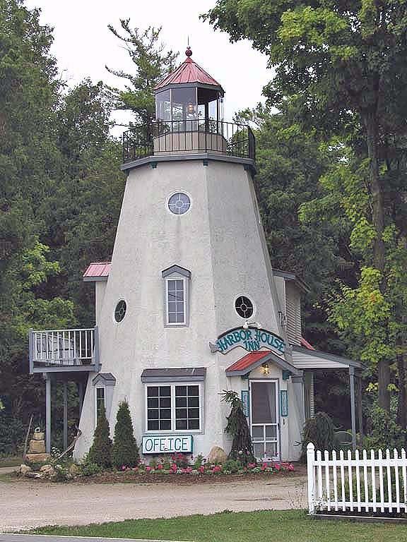 Wisconsin / Gills Rock / The Harbor Light Inn