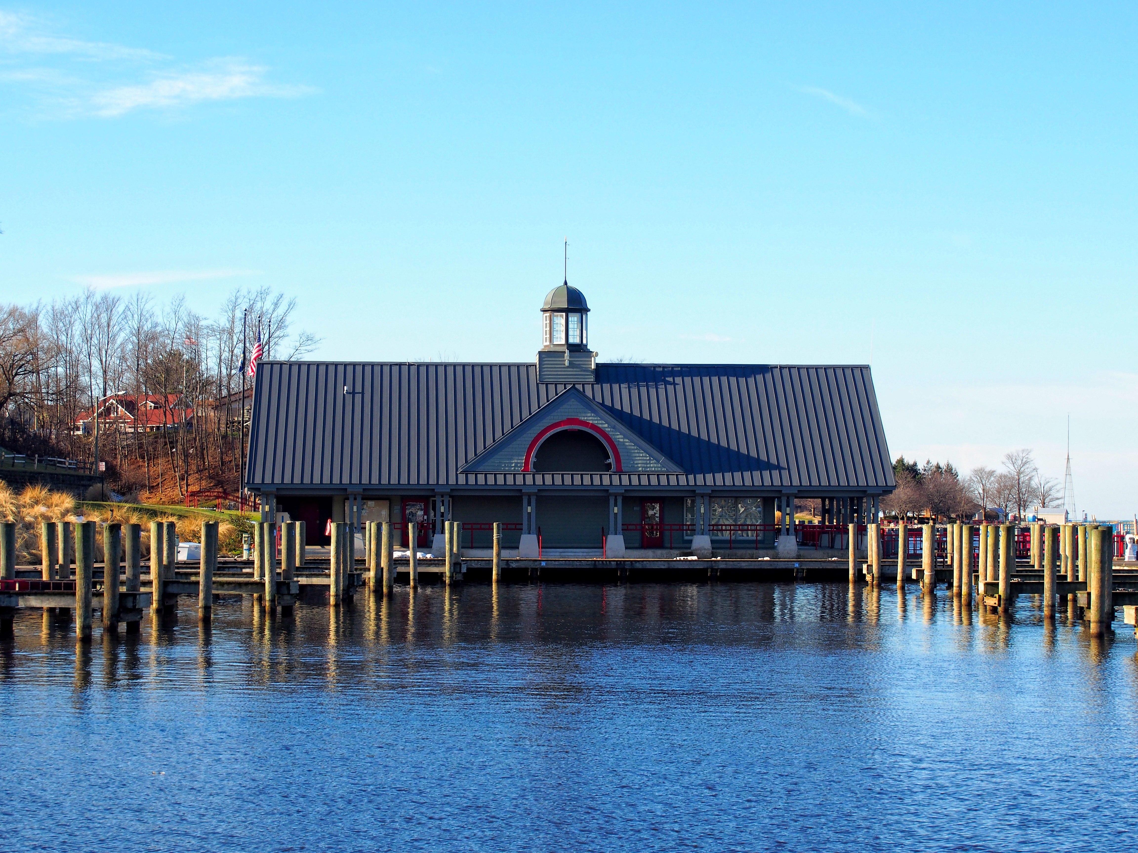 US part of Great Lakes - Michigan / South Haven Minicipal Marina