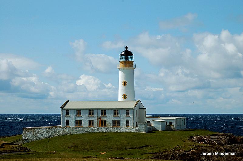 Scotland - Shetland Islands / Fair Isle / South Lighthouse ...