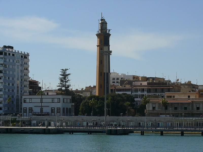 Egypt port said lighthouse world of lighthouses click to view full size image publicscrutiny Gallery